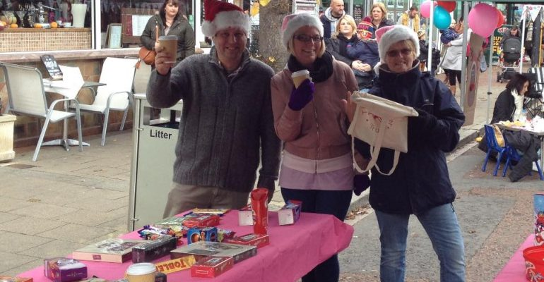 Chocolate Tombola 19.11.16 Sophies Appeal