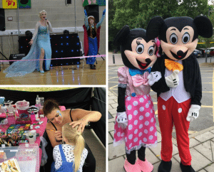 Disney Themed Family Fun Day Sophie's Appeal