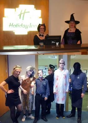 HI Halloween 2012