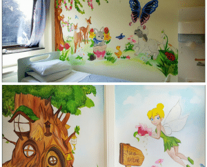 Northbrook Children's Ward Revamp Sophie's Appeal