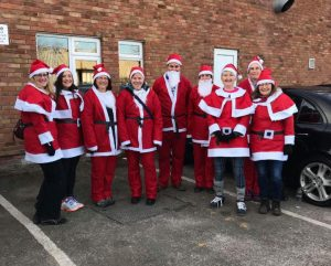 Winchester hospital Santas Sophies Appeal
