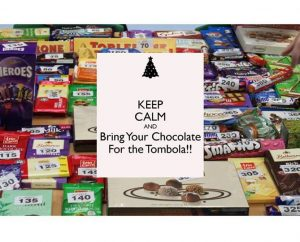 Chocolate Tombola Christmas Lights Switch On Eastleigh
