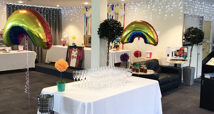 Sophie's Appeal Summer Ball 2019 Eastleigh Football Club