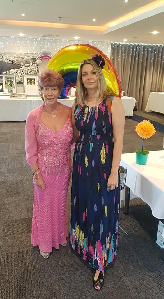 Sophie's Appeal Summer Ball 2019 Lin Barringer